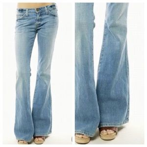 Current/Elliott The Bell Flare Jeans 28x31